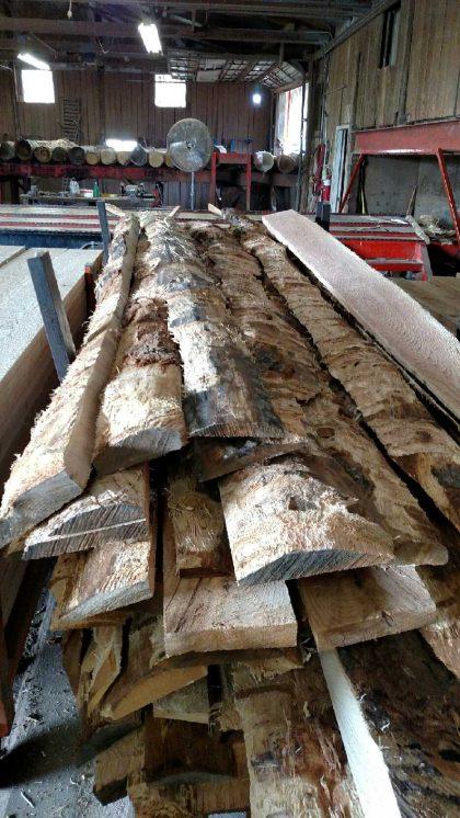 Slab Wood